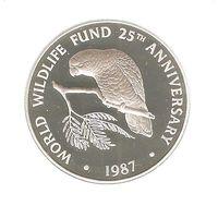 5 долларов 1987 г. (Каймановы ост-ва)