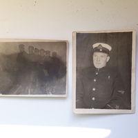 2фото НКВД СССР -летчики пограничной авиации  30 годы(А, 11)