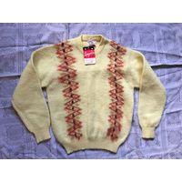 Пуловер свитер Джемпер Китай времён СССР 70-80 гг Новый