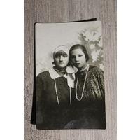 Фото 1933 года, Барановичи, размер 14*9 см.