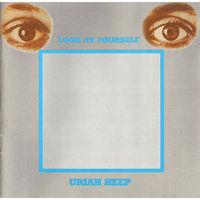 Uriah Heep - Look At Yourself (1971, Audio CD, ремастер 1996 года)