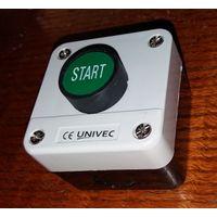 Пост кнопочный стартовый XAL-J174-Start (Univec CE)
