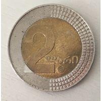2 лари 2006 Грузия