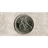 Канада 25 центов 2008 Фигурное катание //(Ок)