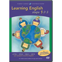 Видеокурс АНГЛИЙСКОГО - Learning English (2 DVD)