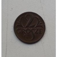 2 гроши 1923 г.
