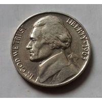 5 центов, США 1963 г.