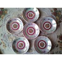 Блюдце розетка тарелка мадонна