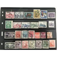 Большой лот марок Югославии. Много чистых дорогих марок. Все на фото!  С 1 руб!