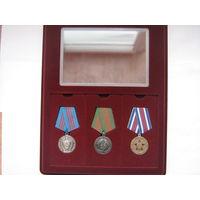 Планшет для фото и 3 медалей.