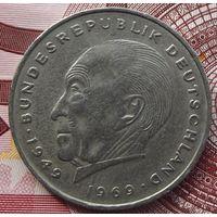 2 марки 1974 F