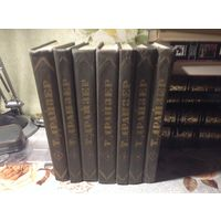 Т.Драйзер с/с в 12 томах 1-7 тома