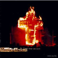 "Marilyn Manson -  CD "" The Last Tour On Earth"" 1999"