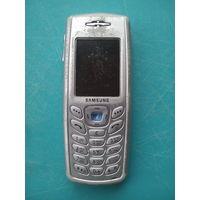 Мобильный телефон Samsung sgh-x-120 под восстановление или на запчасти.