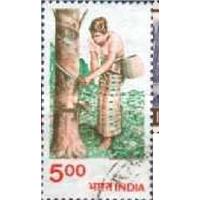 Индия 1980 -1983 Сельское хозяйство
