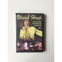 Uriah Heep концерт DVD