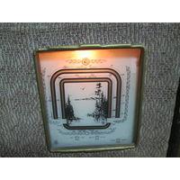 Радиоприёмник Рекорд-53 Бердский и Иркутский радиозаводы Выпуск с 1953 и 1954 года соответственно.