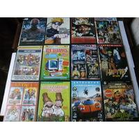 DVD-диски ( цена за все).