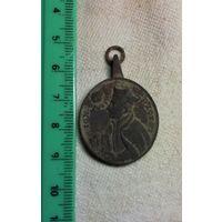 Медальон-подвеска Польша. Обмен на монеты