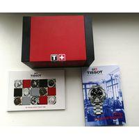 Коробка от часов Tissot. Оригинальная.Отличное состояние.