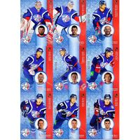 "Карточки КХЛ 2013-2014(SeReal) - подсерия""Матч Звезд"" - поштучно."