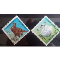 Беларусь птицы 2 марочки