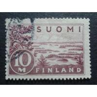 Финляндия 1930 стандарт, ландшафт