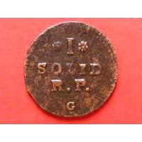 Солид 1768 года G