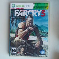 FarCry 3. X-BOX 360. LT+3.0. Игра для прошитого xbox. Far Cry III