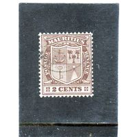 Маврикий.Ми-132. Герб Маврикия.1910.