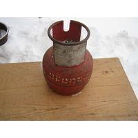 Универсальный газовый переносной баллончик-для дачи,озера,гаража,авто и мн.другого. Советское качество,прочнейшим метал.