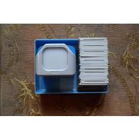 Слайдоскоп.Рамки для слайдов -32шт