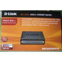 Модем D-Link DSL-2500U. ПРОДАЮ.