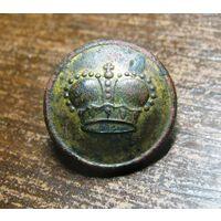 Пуговица ливрейная дворянская малая диам.16 мм.