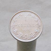 1 марка 1915 КНЯЖЕСТВО ФИНЛЯНДИЯ
