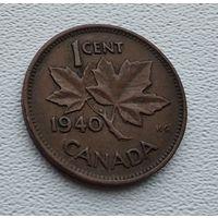 Канада 1 цент, 1940 3-14-59