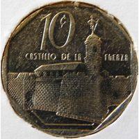 Куба 10 сентавос 1994 год