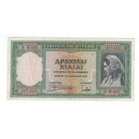 1000 драхм Греци 1939 года 3