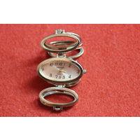 Часы женские наручные кварцевые Catimer Quartz.Нерабочие.С браслетом.