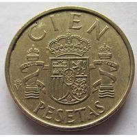 Испания 100 песет 1982