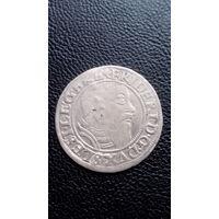 Герцегство лигниц и бриг грош 1544г.