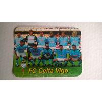 Календарь FC CELTA VIGO