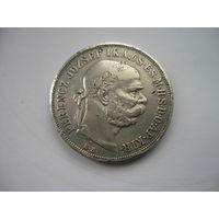 5 крон австро венгрия большая монета