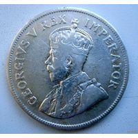 ЮАР. 2,5 шиллинга 1930 г.