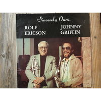 Rolf Ericson / Johnny Griffin - Sincerely Ours - Tonpress, Poland