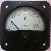 Амперметр 0-10А