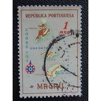 Португальская колония Макао 1956 г.