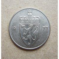Норвегия 50 эре 1977 (3)
