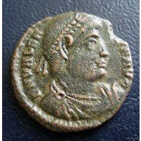 Валентиниан I (321-375 г. н.э.) Фоллис.