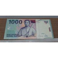 Индонезия 1 000 рупий 2000